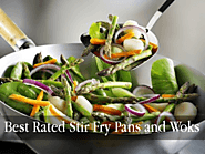 Best Rated Stir Fry Pans and Woks