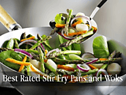 Top Rated Stir Fry Pans and Woks