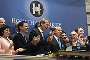 Houlihan Lokey Succeeded in Tradingits IPO with Gain.