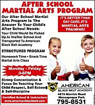 After School Program in Massapequa, NY | Americanblackbelt.com