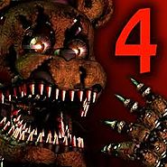 Five Night at Freddy 4