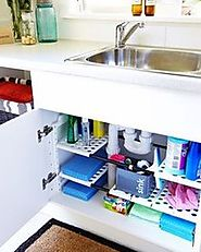 Under Sink Organizer Shelf for Kitchens Powered by RebelMouse