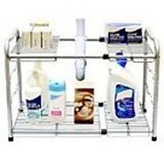 Best Under Kitchen Sink Organizer Shelf Reviews and Ratings | Listly List