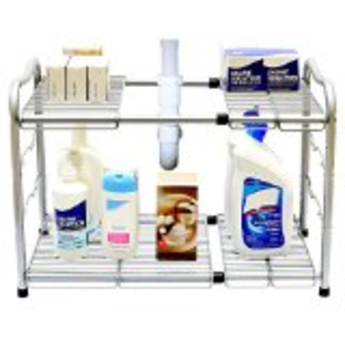 Headline for Best Under Kitchen Sink Organizer Shelf Reviews and Ratings