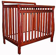 Best Rated Small Baby Cribs for Small Spaces