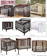 Space Saving Baby Cribs for Small Spaces