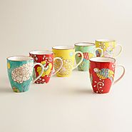 Whimsical Coffee Mugs for Your Kitchen - Kitchen Things