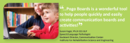 Pogo Boards - for creating adaptive communication and learning materials