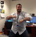 What News Has This Social Media Editor Dancing?