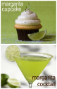 National Margarita Day - Cupcake and Cocktails!