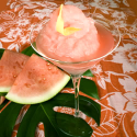 Watermelon Vodka Slush