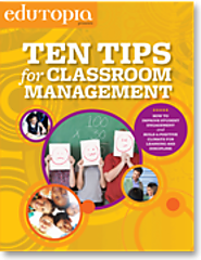 Ten Tips for Classroom Management (available in Spanish)