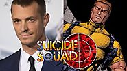 Joel Kinnaman as Rick Flagg