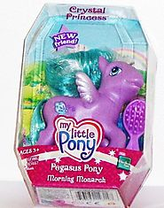 My Little Pony Pegasus Pony ~ Morning Monarch