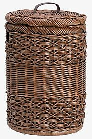 Small Wicker Baskets With Lids