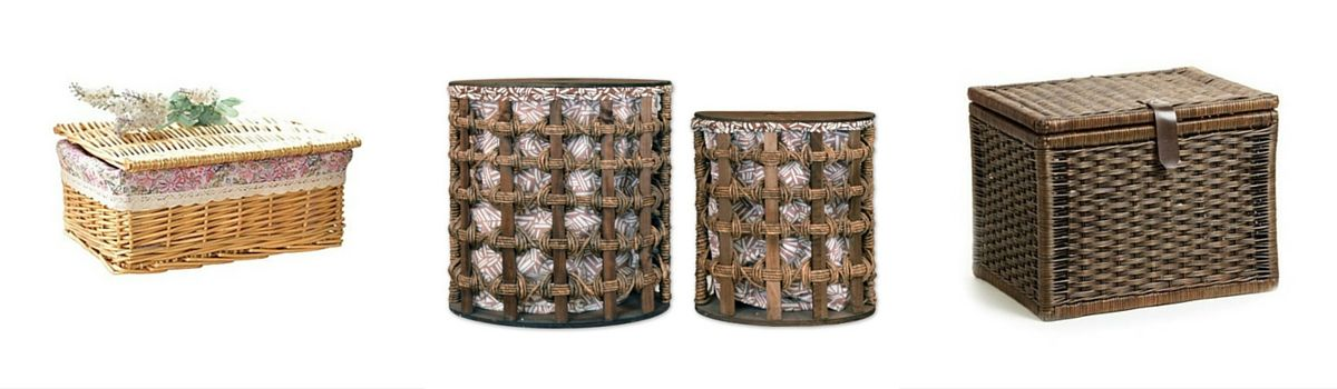 Headline for Decorative Small Wicker Baskets With Lids