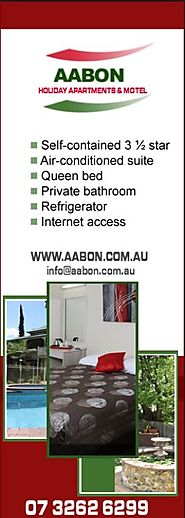 Aabon Apartments & Motel in Wooloowin, Brisbane