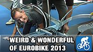a009 | Eurobike 2013 > Weird and Wonderful Bike Tech