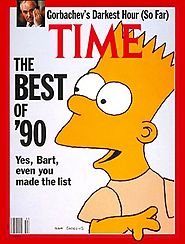 Time magazine named Bart as one of the most influential people in the country.
