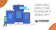 How Long Does it Take to Develop a Mobile App?