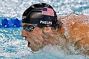 4. Michael Phelps