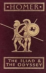 Homers The Odyssey and the Iliad an epic