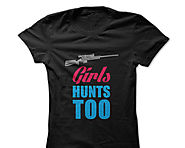 Hunting T-Shirts for Women - Tackk