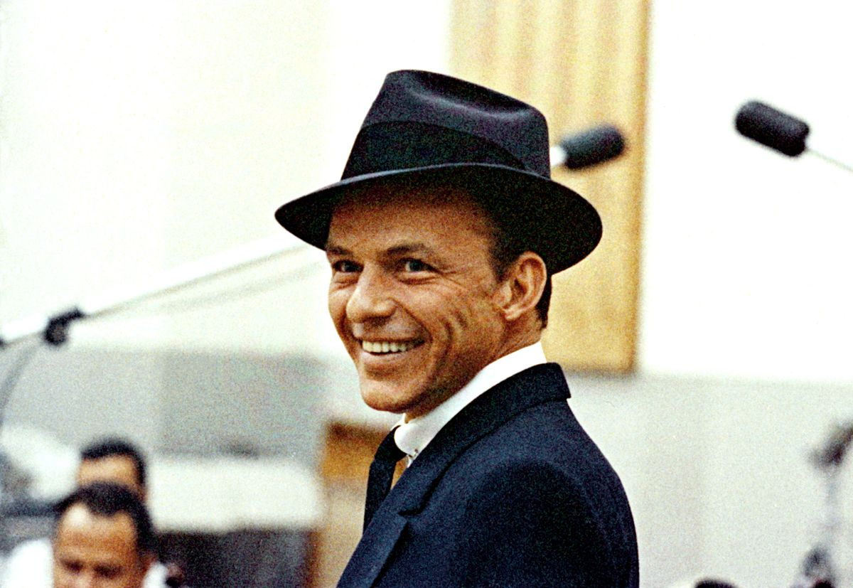 Headline for Top 10 Evergreen Frank Sinatra Songs