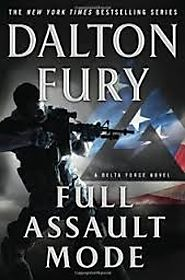 Delta Force novels by Dalton Fury