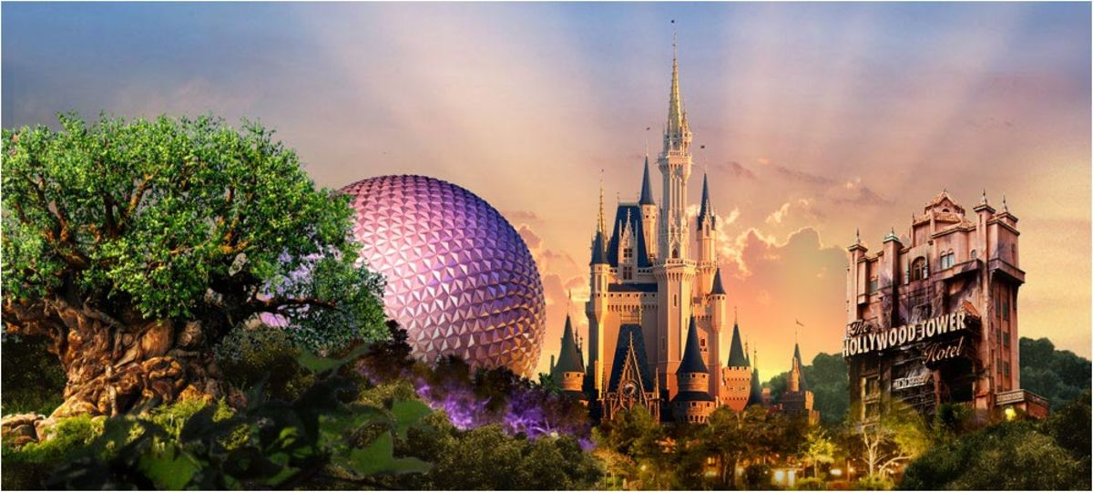 Headline for Top 5 Thrill Rides at Walt Disney World