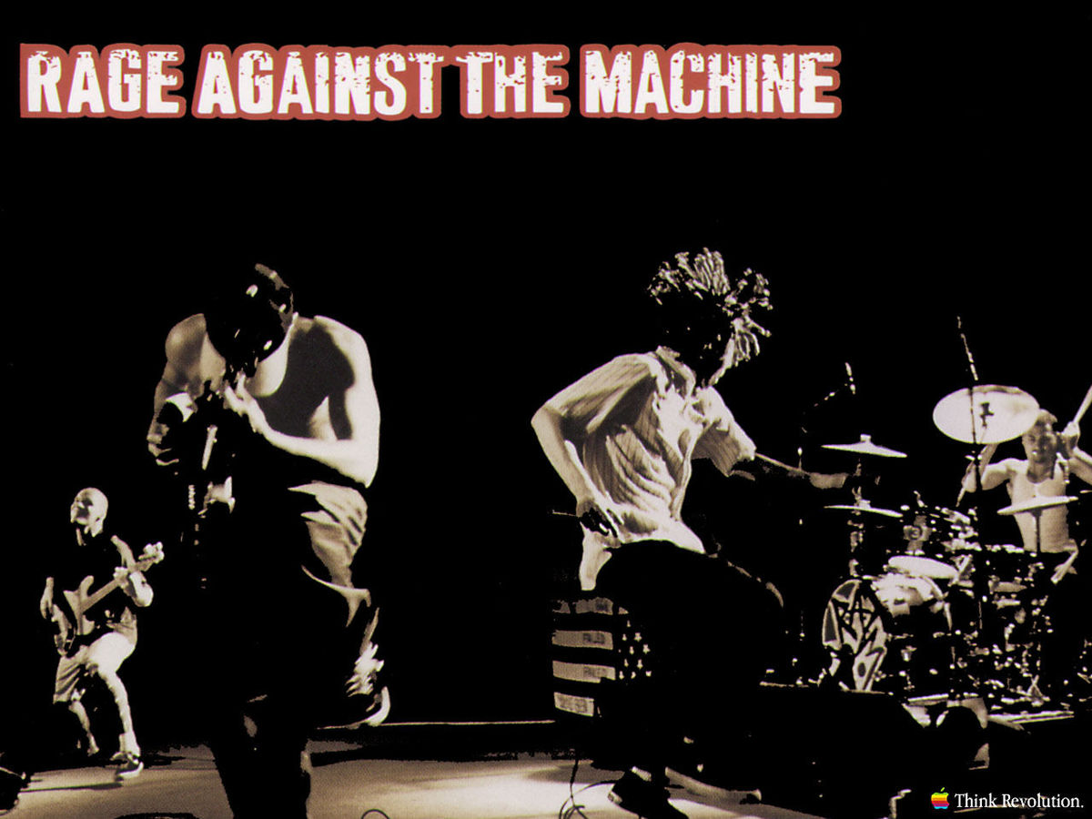 Headline for Top 5 Rage Against The Machine songs