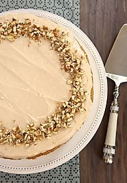 Apple Spice Cake with Cinnamon Cream Cheese Frosting - Bake or Break