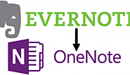 How to Convert from Evernote to OneNote