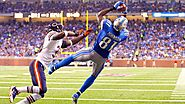 6: Calvin johnson WR
