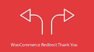 WooCommerce Redirect Thank You