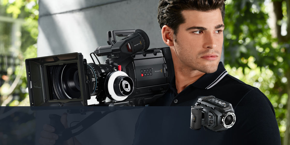 Headline for Exciting Features of Blackmagic URSA Mini with 4.6K Resolution