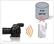 Wireless FTP Video Transfer