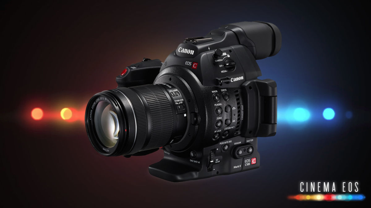 Headline for Exciting Features of Cannon EOS C100 Mark II