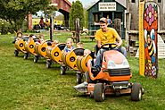 An Adventure Ride - Bus Tours at Clovermead Adventure Farm