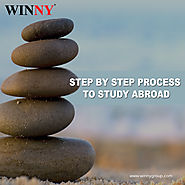Step By Step Process To Study Abroad