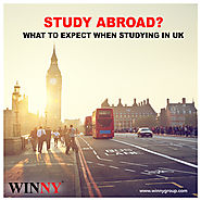 "Studying Abroad – The New Life ""full of ups and downs"""