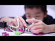Synth Kit Introduction - LittleBits x KORG