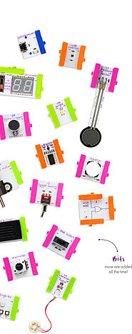 LittleBits: DIY Electronics For Prototyping and Learning