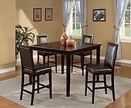 Butterfly Dining Tables With 4 Chairs
