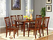 Butterfly Dining Table With 4 Chairs Sets