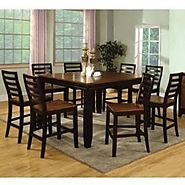 Butterfly Dining Table With 4 Chairs