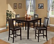 Butterfly Dining Set And 4 Chairs