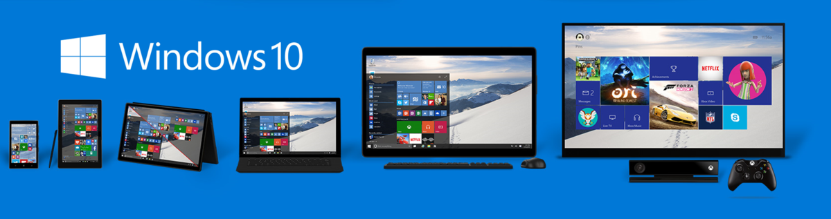 Headline for Get to know Windows 10