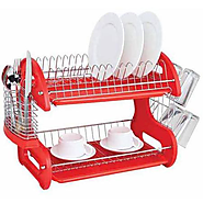 Best Over the Sink Dish Drainer Rack for the Kitchen on Flipboard