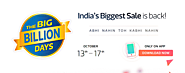 Flipkart Big Billion Day Sale - Get ready to Save Money on Diwali Shopping